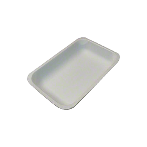 A2PP White Foam Tray