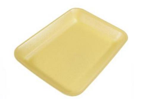 No. 2 Yellow Foam Tray
