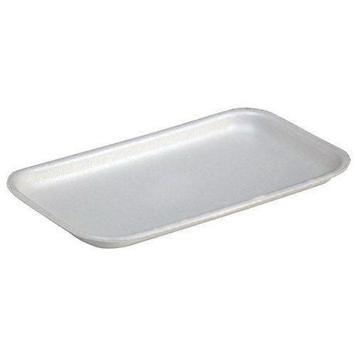 17S White Foam Tray