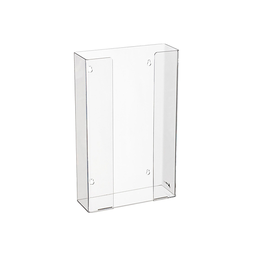 Clear Acrylic Wall Mount 3 Box