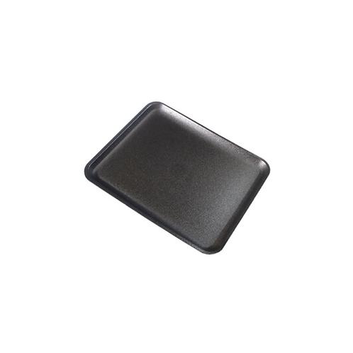 8S Black Foam Tray