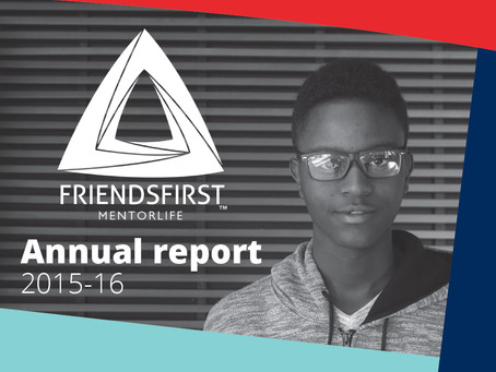 Check out our annual report!