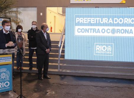 Prefeitura do Rio anuncia Fase 5 da flexibilização e  restaurantes podem funcionar até a madrugada