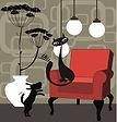PurrFect Design, kattenwinkel, design krabpalen, kattenbakken, Antwerpen