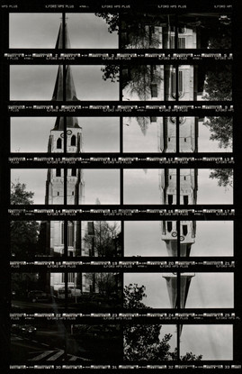 THE CONTACT SHEETS