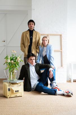 OSCAR, ALEXIA & NATHAN