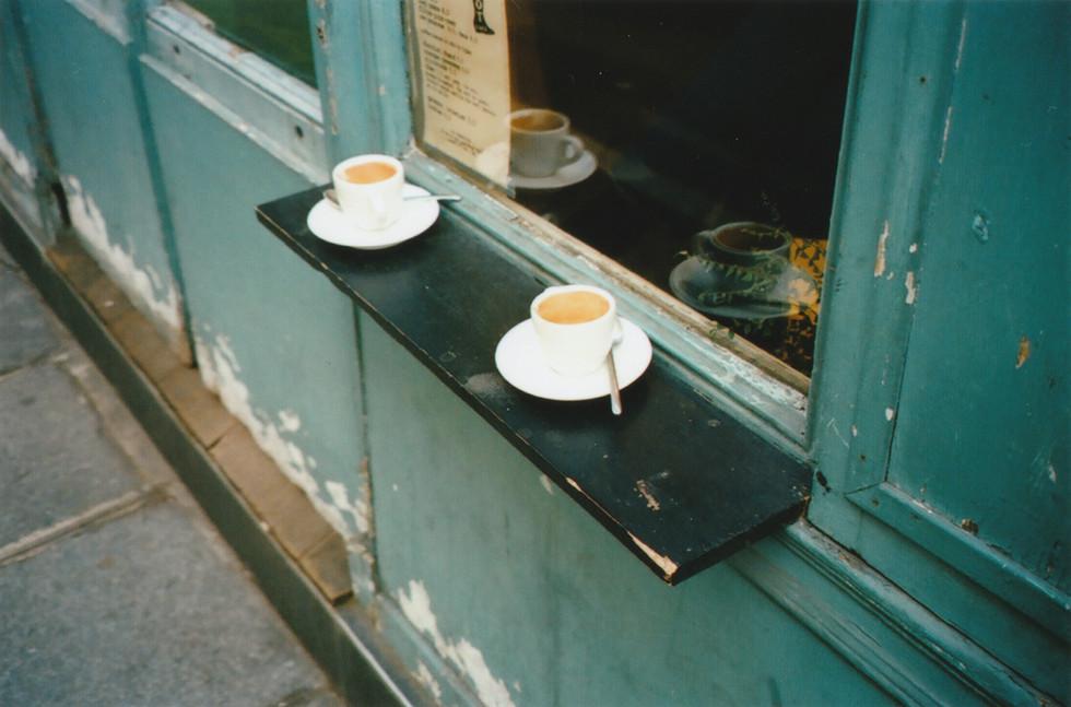 PARISIAN COFFEE