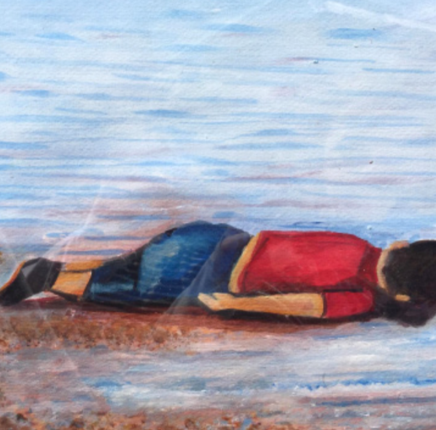 Death of Alan Kurdi