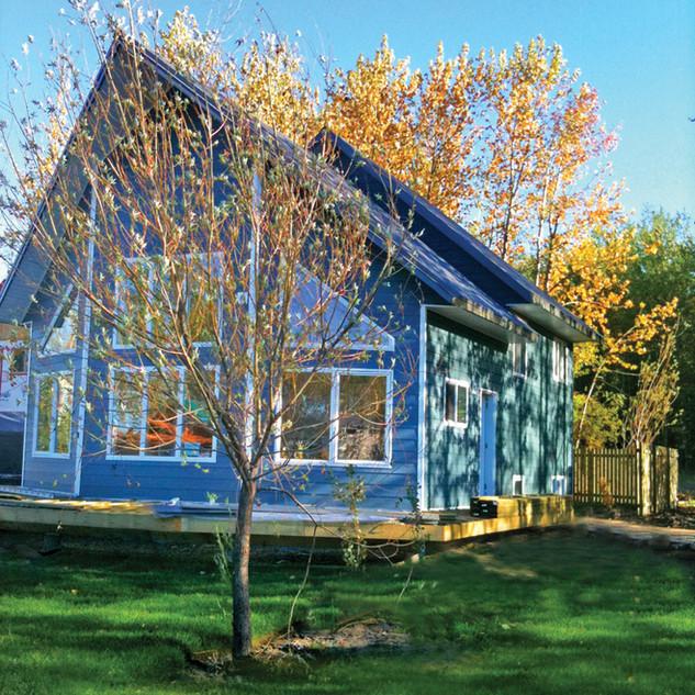 A Beautiful Lake House
