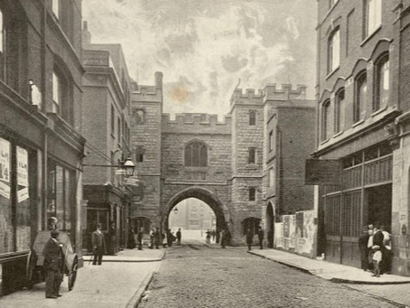 obo Article - Clerkenwell - what's in a name?