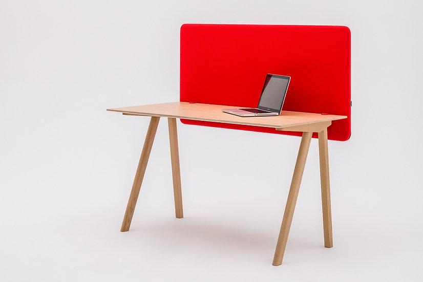 Duo Acoustic Desk Screen