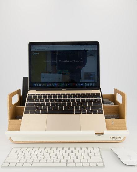 Gustav Laptop Stand & Caddy