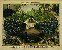 Easter Services 1864