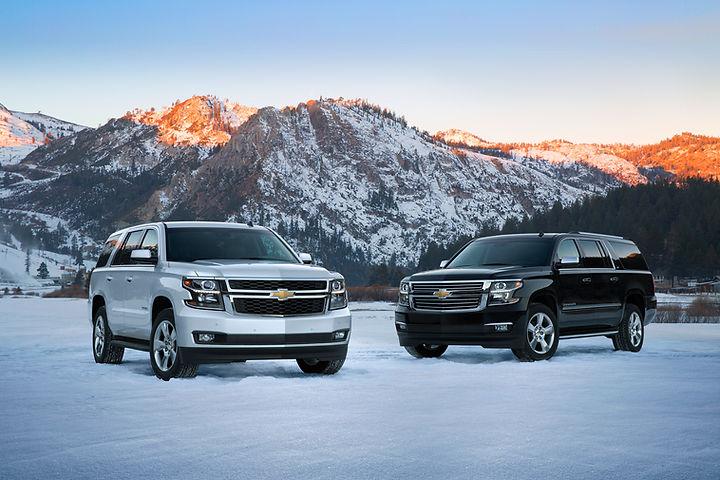 2015-Chevrolet-TahoeAndSuburban-FrontVie