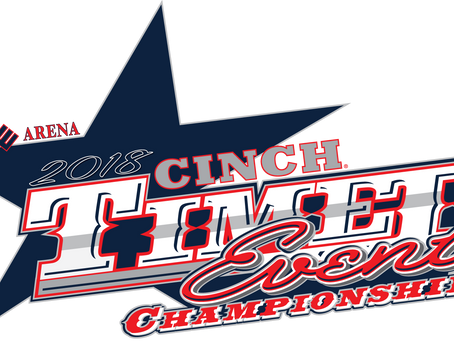 2018 Cinch Timed Event Contestants
