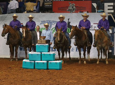 Buford Ranch Wins 2018 OCA Ranch Rodeo But the Real Winner is the Children's Hospital Foundation