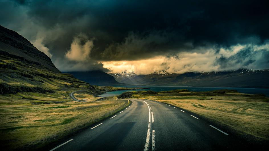 Highway 1, Iceland