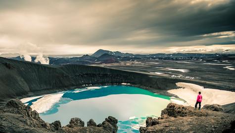 Mývatn, Iceland