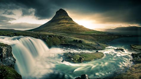 Kirkufell, Iceland