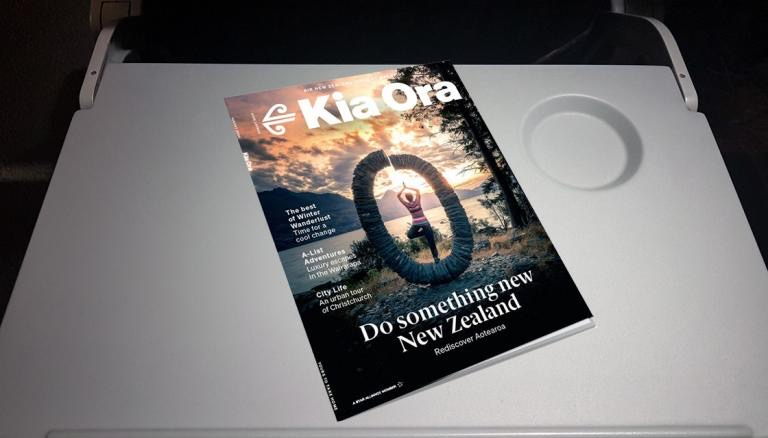 Air New Zealand Inflight Magazine