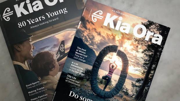 Air New Zealand Inflight Magazine