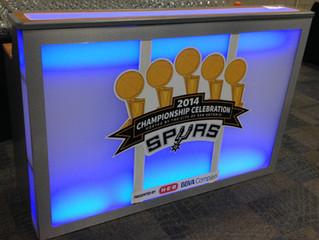 San Antonio Spurs Championship Event  at Alamo Dome
