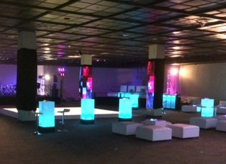 Night club Setting at the Herztein  March 1, 2014