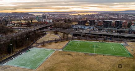 fields of football