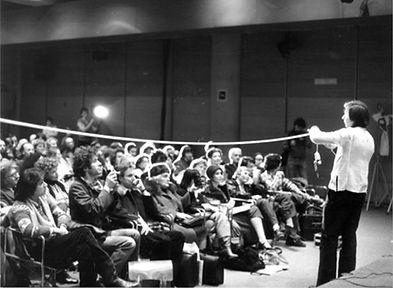performance 1979 centre pompidou