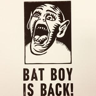 Bat Boy is Back