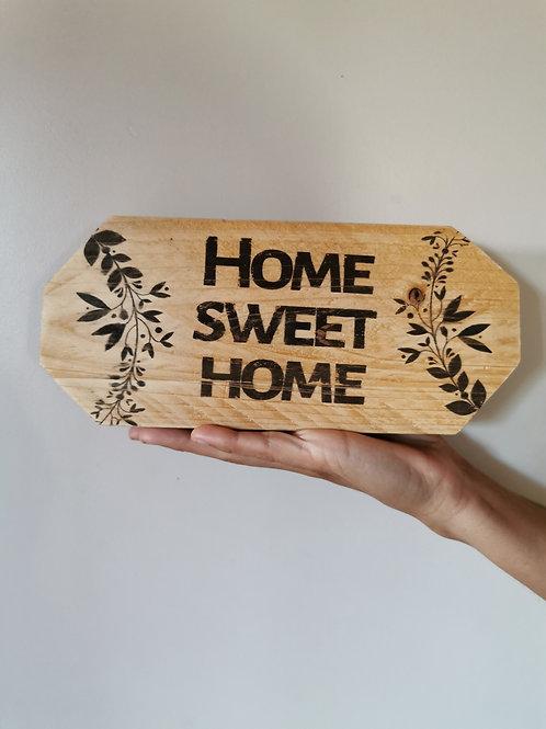 Madera Decorativa - handmade