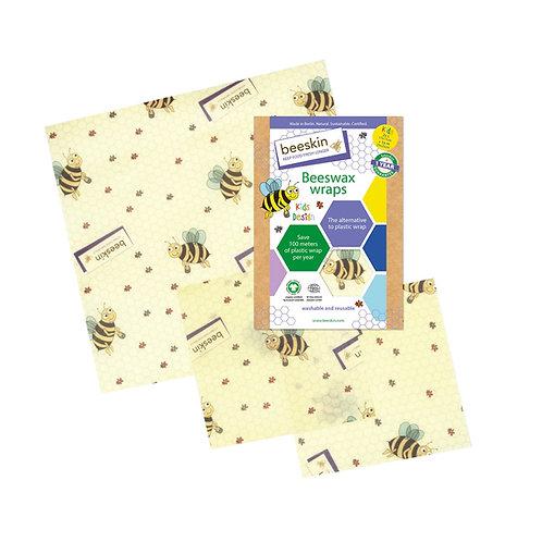 Envoltorio cera de abeja (Beewax wrap)