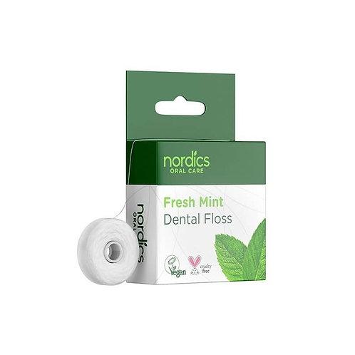 Hilo dental orgánico