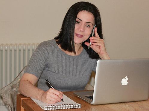 Online/Phone Consultation