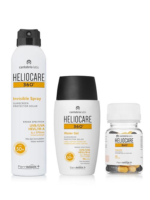 Heliocare360º Trio Bundle