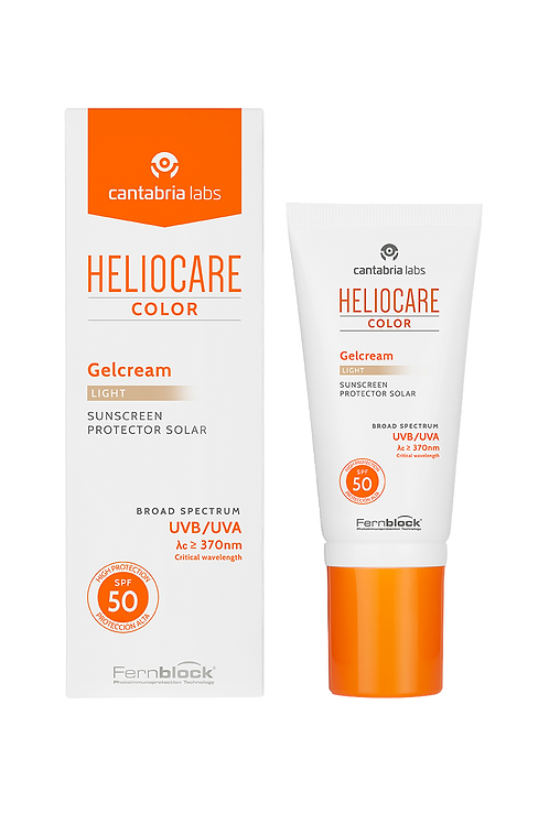 Heliocare Gelcream Colour