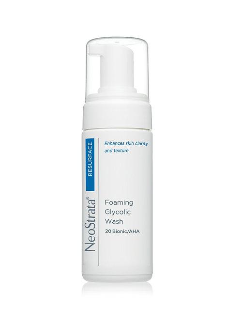 Neostrata Resurface Foaming Glycolic Wash