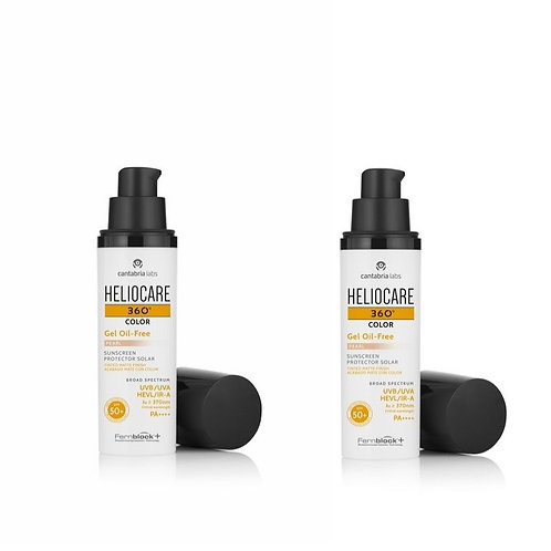 Heliocare360º (2 products of your choice)