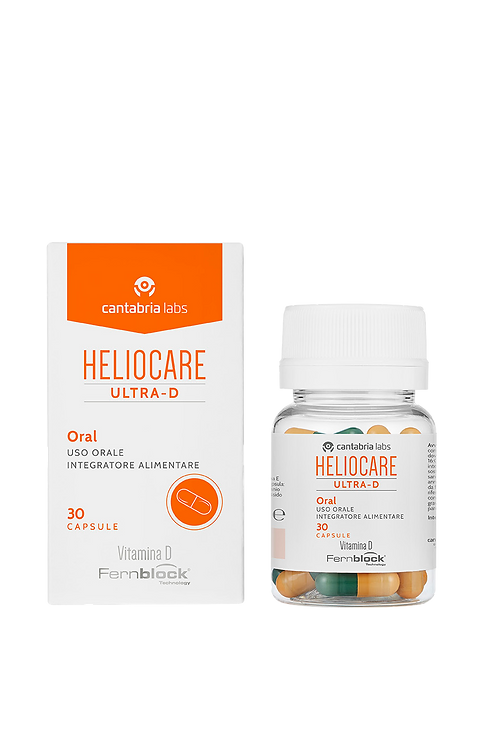 Heliocare Ultra-D Capsules