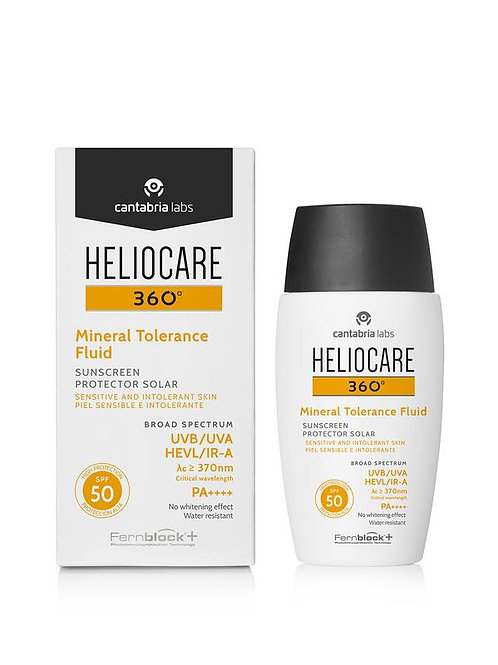 Heliocare Mineral Tolerance Fluid