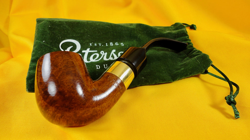 Peterson 95 de luxe Gold Ring Plated.   No. 136