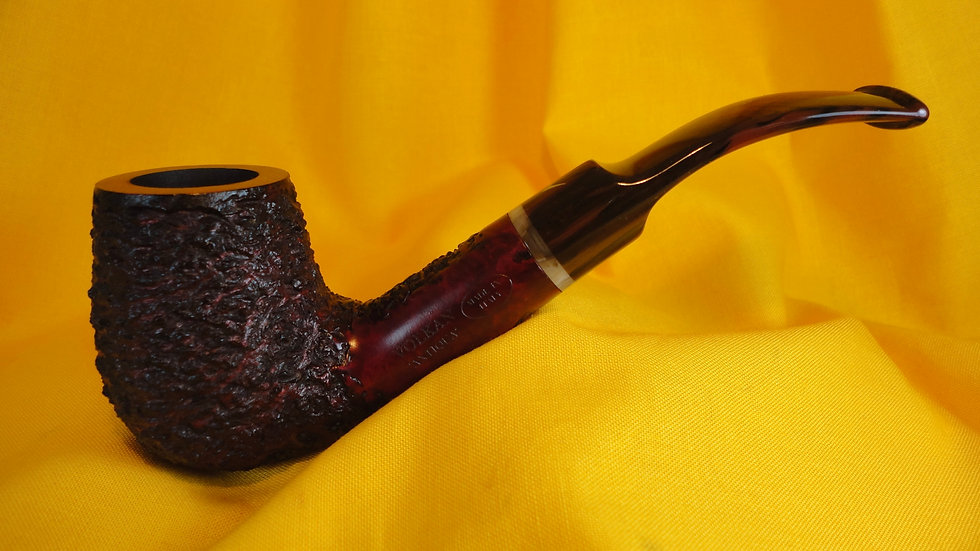 "Volkan ""Antiqua"" Bent Saddle No. 229"