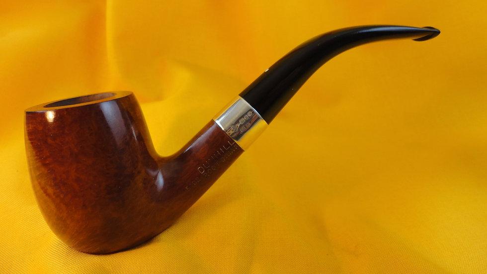 Dunhill Root Briar Bent Billard 5102 de 1986. No. 103