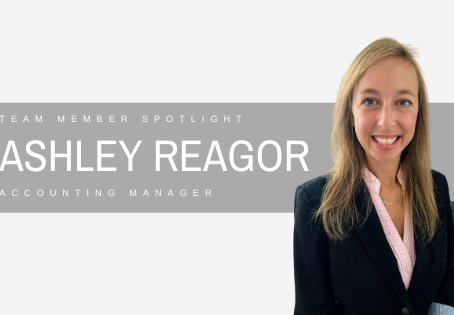 The KF Group Team Member Spotlight: Ashley Reagor
