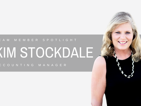 The KF Group Team Member Spotlight: Kim Stockdale