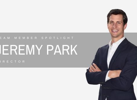 The KF Group Team Member Spotlight: Jeremy Park
