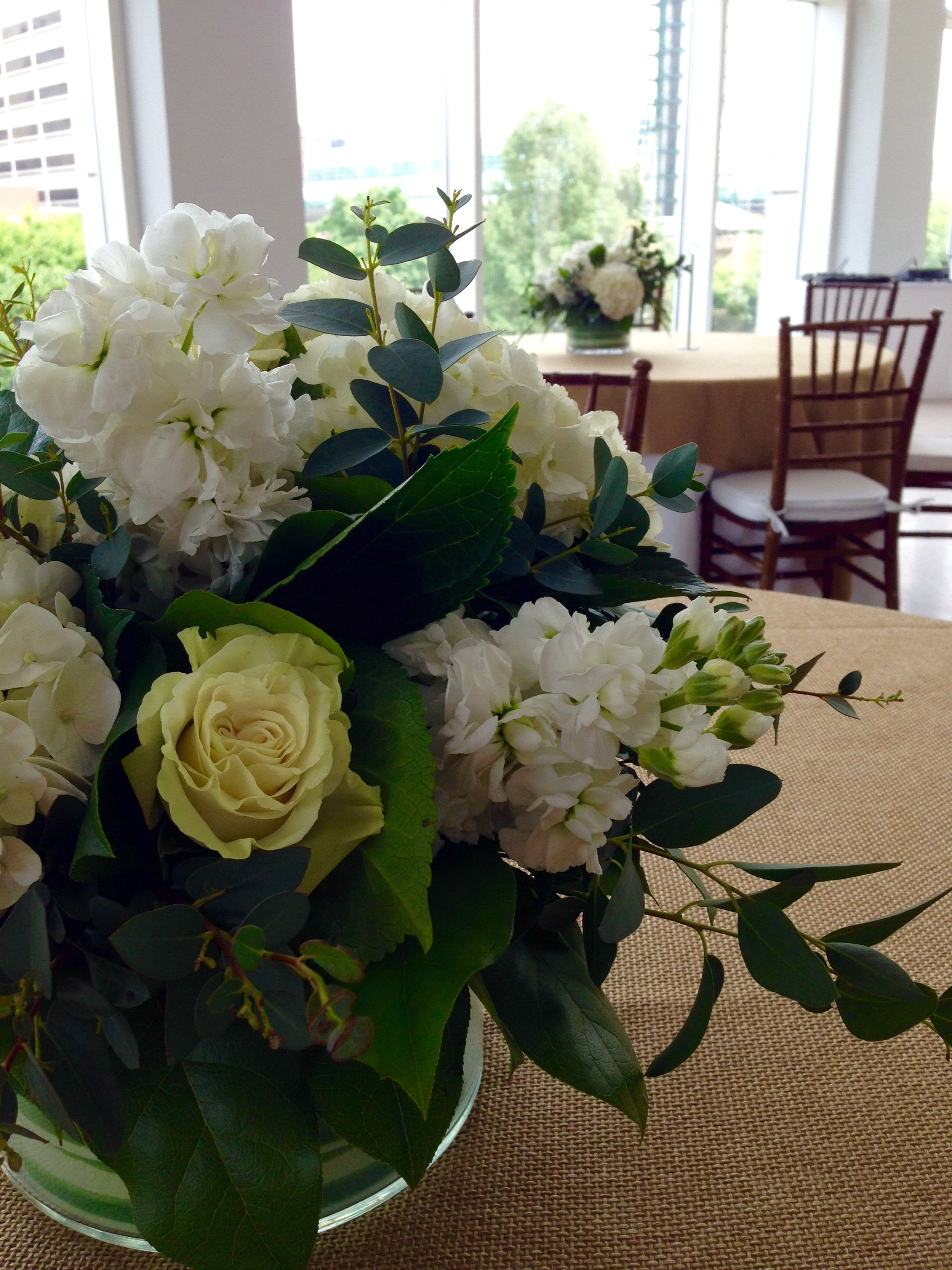 Event Floral Arrangement Centerpiece