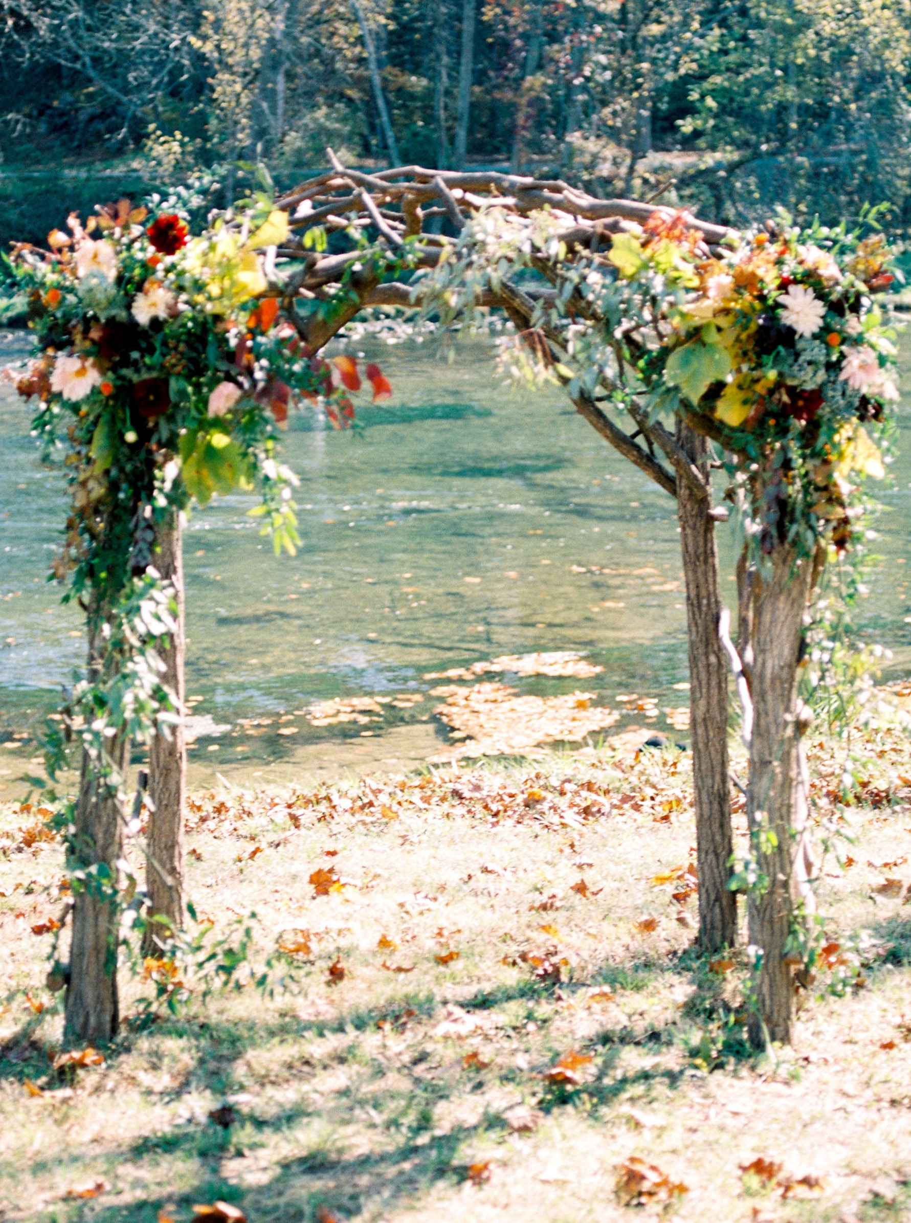 Wedding Arch Flower Decor