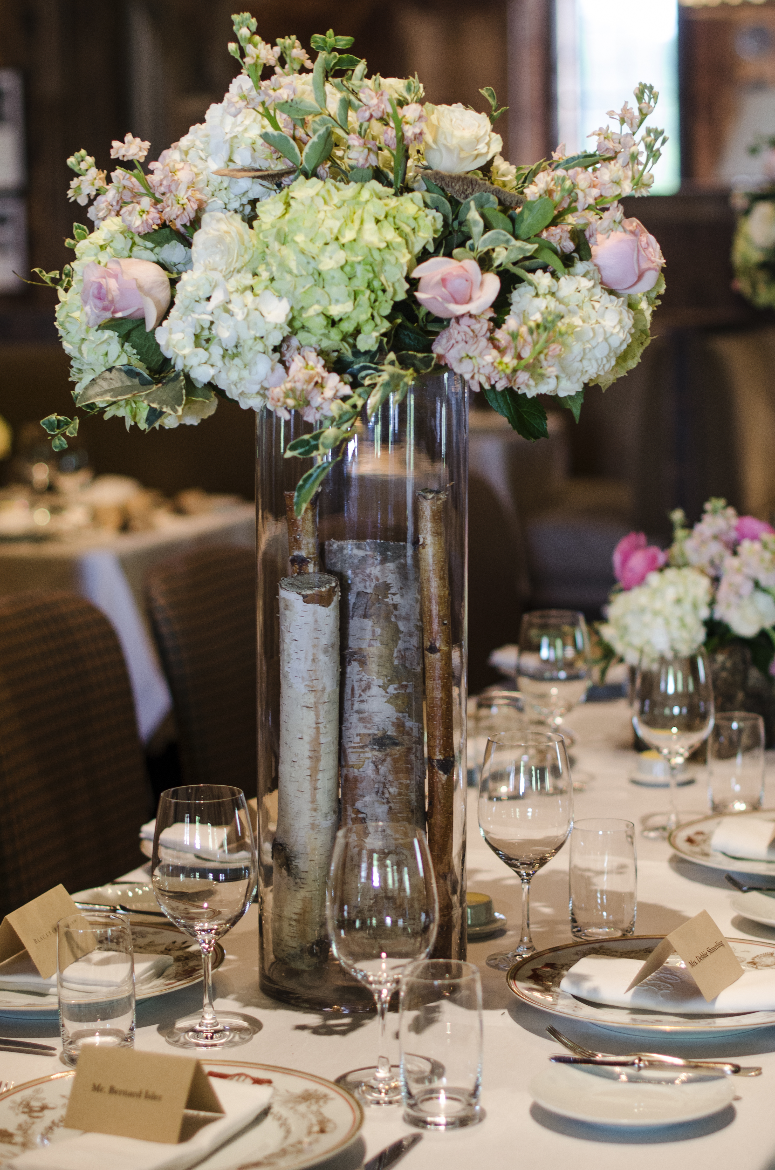 Rustic Wedding Floral