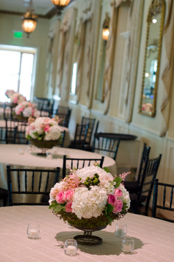 Wedding Flowers Pink and White